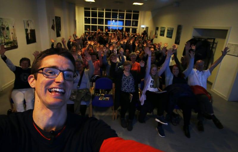 Foredrag - Jesper Sehested - Ordblind
